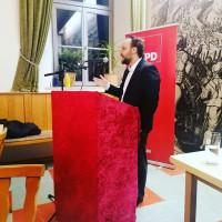 Bürgermeisterkandidat Daniel König
