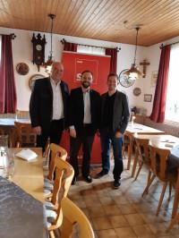 Peter Moll, Daniel König, Christian Martin